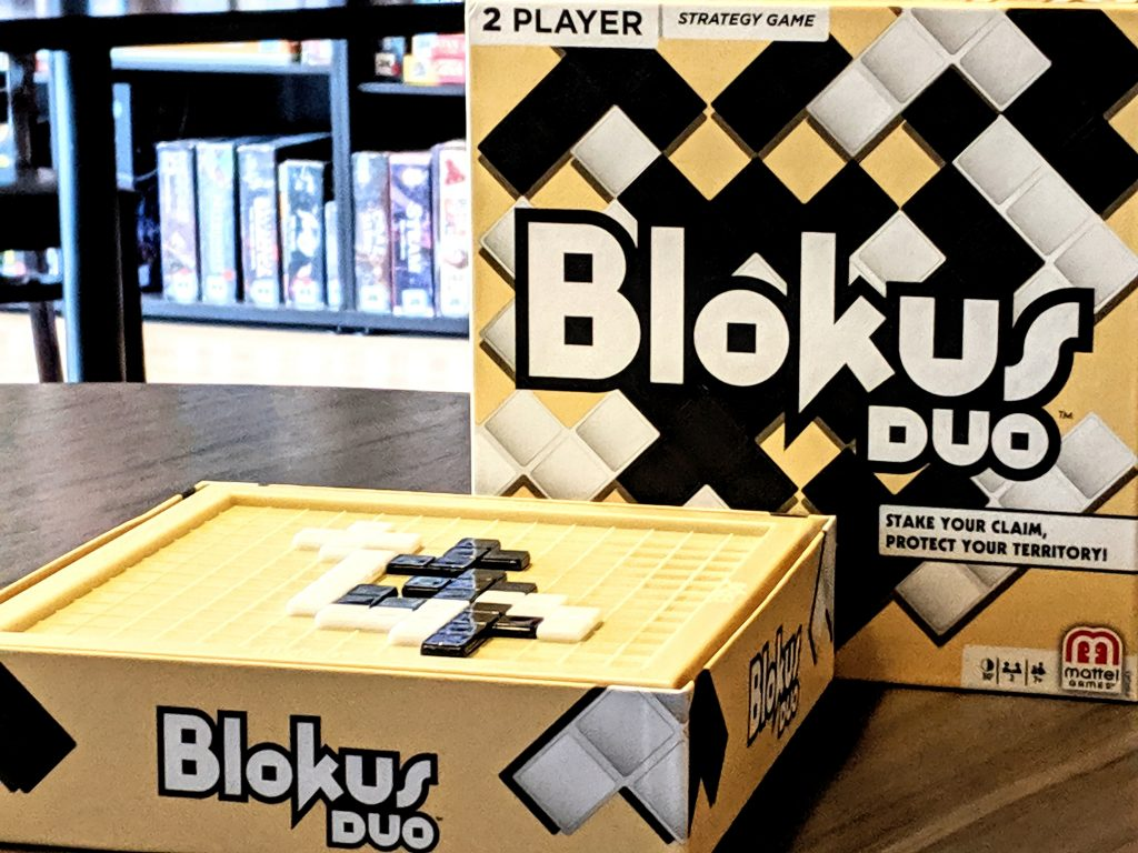 blockus duo board game
