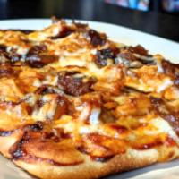 Flatbread Pulled Pork Pizza Thumbnail