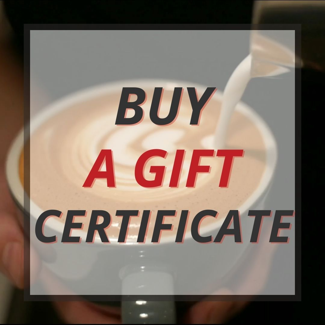 Buy A Gift Certificate Button
